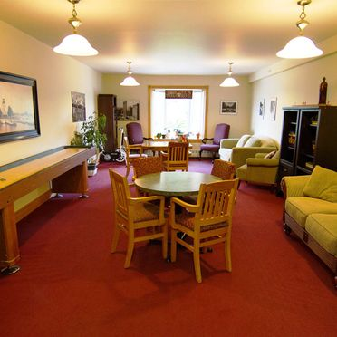 Kelso Villa Retirement Home Recreation Room